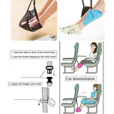 Foot Rest Travel Hammock - - Travel Tools Encompass RL