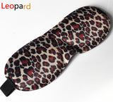 3D Natural Sleeping Eye Mask - Leopard - Sleeping Mask Encompass RL