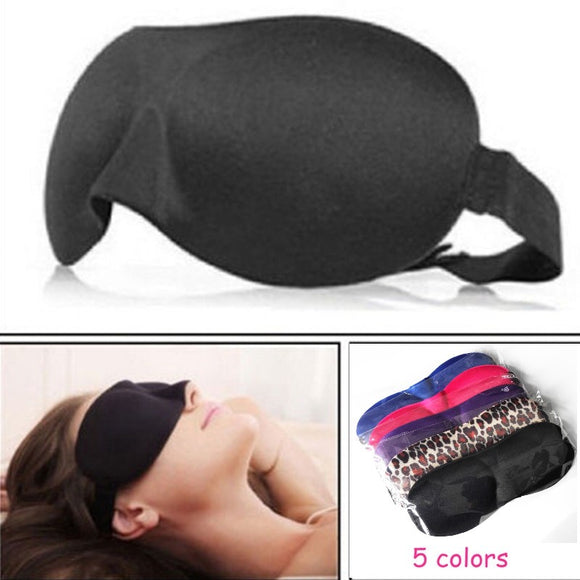 3D Natural Sleeping Eye Mask - - Sleeping Mask Encompass RL