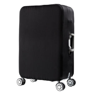 Black Luggage Suitcase Protective Cover