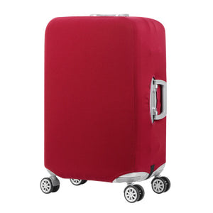 Solid Color | Basic Design | Luggage Suitcase Protective Cover - - Luggage Cover Encompass RL