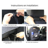 Car Backseat Organizer - - Travel Tools Encompass RL