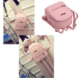Preppy Style Backpack - - Travel Bags Encompass RL