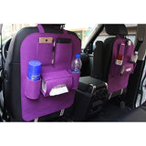 Car Backseat Organizer - Purple - Travel Tools Encompass RL