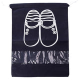 Shoe Bags -Blue Large - Travel Essentials Encompass RL
