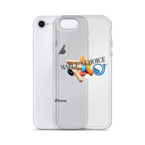 MARGE'S CHOICE iPhone Case