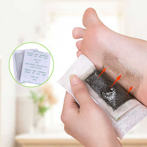 5 DAY DETOX FOOT PATCH