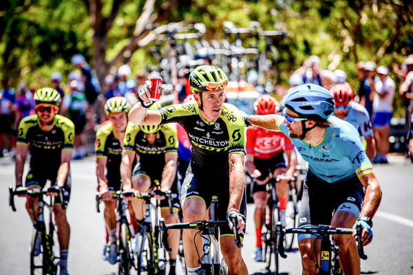 Mathew Hayman: A quick Tour de France Q&A