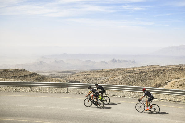 Competition: Win the ultimate cycling experience for you and a friend at Haute Route Oman 2020