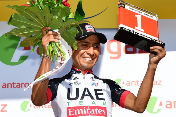 Top Banana: Tour de France stage 18 – Darwin Atapuma