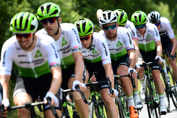 Why is there no black African rider in Dimension Data's Tour team?
