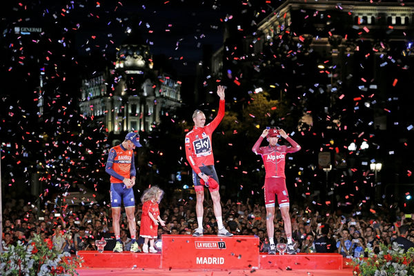 In pictures: week three at the Vuelta a España