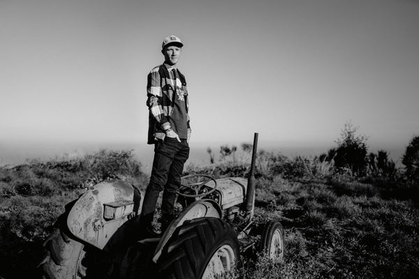 The Knowledge: Ian Boswell, tractor boy