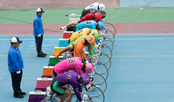 Kyoto Keirin: The colourful world of Japanese track racing