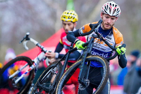 British cyclo-cross champion Grant Ferguson: 'I was the youngster once!'