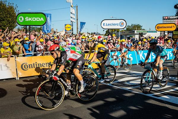 One of the last days for the fastmen and they throw everything at it: The Tour de France 2020, Stage 11