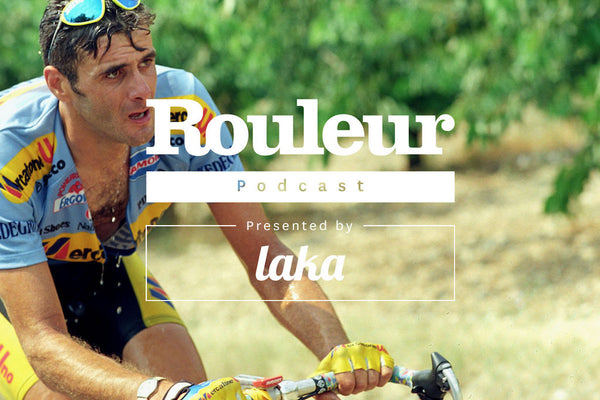 Rouleur podcast: Eros Poli and David Millar