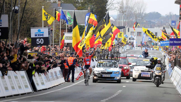 """It's different to the others"" Fabian Cancellara and the Tour of Flanders"