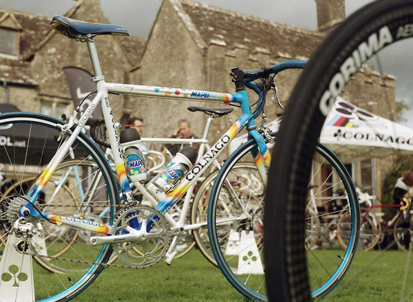 Desire: Pro rides & dreamy bikes from the Colnago Owners Day