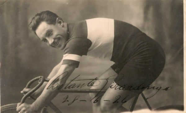 The killer smile of Milan-Sanremo's original Campionissimo