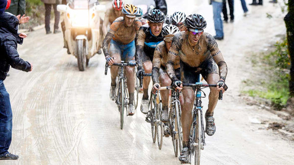 When the Giro d'Italia goes gravel: Remembering 2010's strade bianche stage