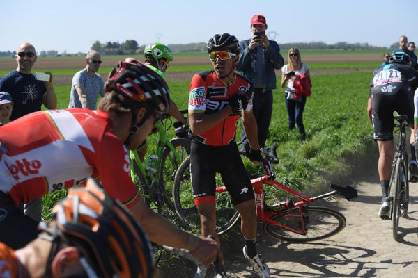 Greg Van Avermaet's perfect Paris-Roubaix plan that went awry