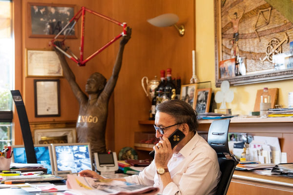 Rouleur's Top Ten Features: No.1: The wisdom of Ernesto Colnago