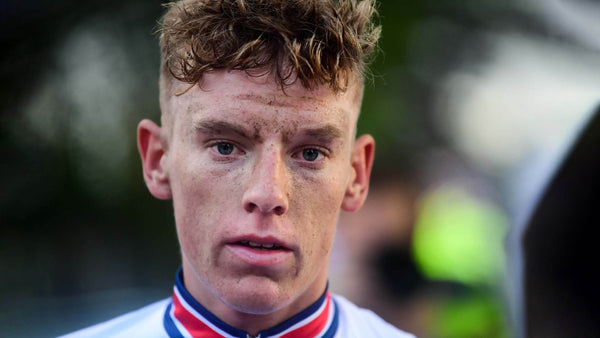 """Once I hit the barriers, I just saw my life flash before my eyes"" Jake Stewart on Bouhanni and his near miss"