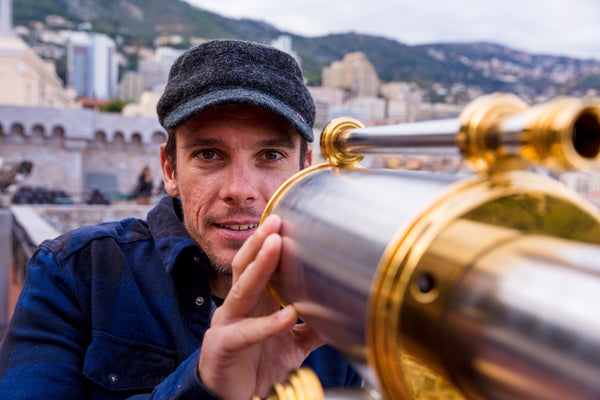 Philippe Gilbert: Ned Boulting meets the Belgian in Monaco
