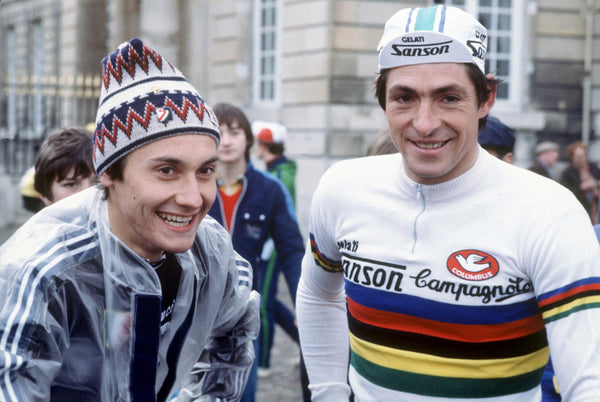 """Ours was a true rivalry"": Moser v Saronni"
