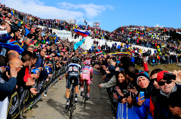 The Most Challenging Climbs at the 2021 Giro d'Italia