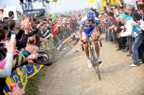 Philippa York: The pleasure of Paris-Roubaix (from the comfort of the couch)