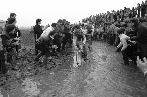 Sean Kelly and the 1984 Paris-Roubaix cobble: the most prized trophy of all