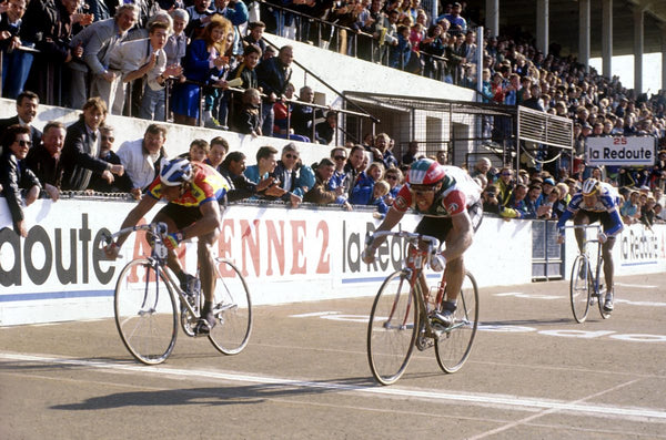 Steve Bauer – the man who lost Paris-Roubaix by millimetres