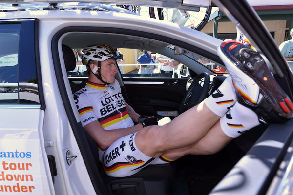 Office politics: Philippa York on the nuances of team car seating etiquette