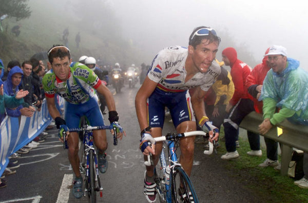 Dreamlike memories of the Vuelta's first visit to the Angliru