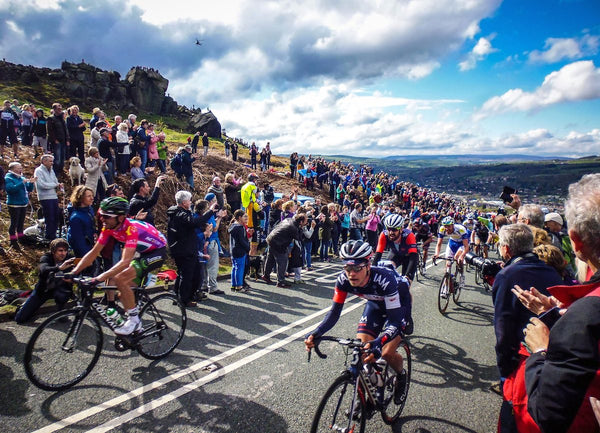 Summit Finish: The Tour de Yorkshire's Cow and Calf