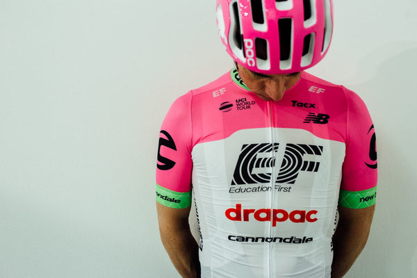 Why designing pro cycling team kit is such a tough job
