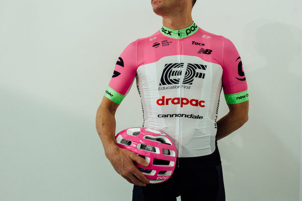New colours reflect bright future for EF Education First-Drapac