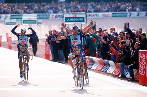 Rouleur's top ten features: No. 8 - Mapei: Modern cycling's greatest team