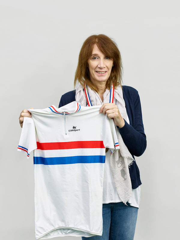 Red, White and Blue: Philippa York