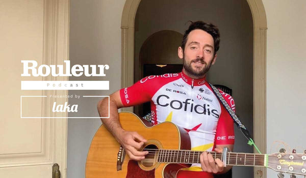Rouleur podcast: Nathan Haas, Ned Boulting and The Desirables on tour