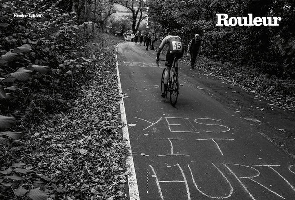 Rouleur Cover Stories: issue 17.8 – Yes It Hurts by Russ Ellis
