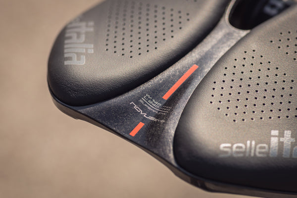 Selle Italia's Novus Boost Evo: Into the detail