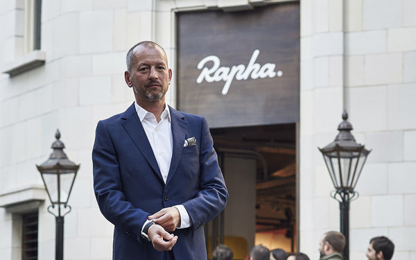 Rapha founder Simon Mottram on how he took a bet on Rouleur