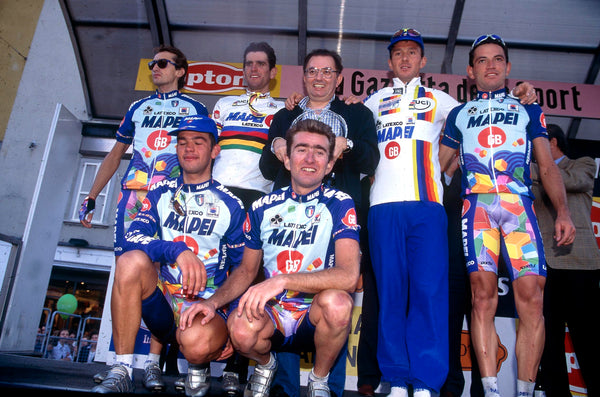 Mapei: Modern Cycling's Greatest Team, part two