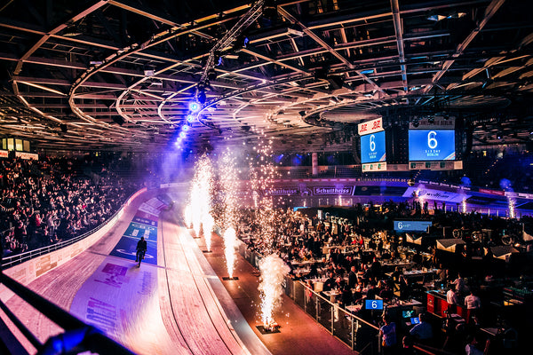 """The World's Best Cyclists Racing in a Gladiatorial Environment"": James Durbin on the Six Day Series"