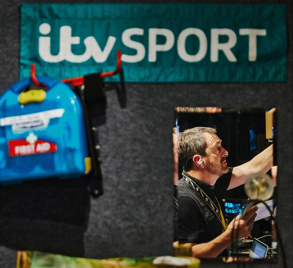 The Tour on telly (part 1): how ITV captures a moving circus