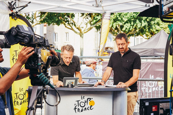 The Tour on telly (part 4): the outsider – Gary Imlach