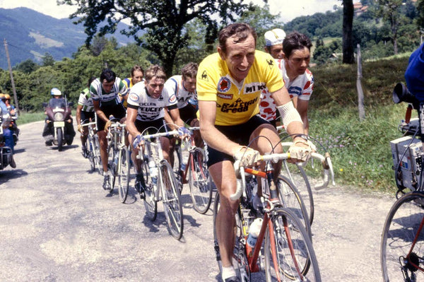 Joop Zoetemelk, a poster-geezer for old blokes everywhere